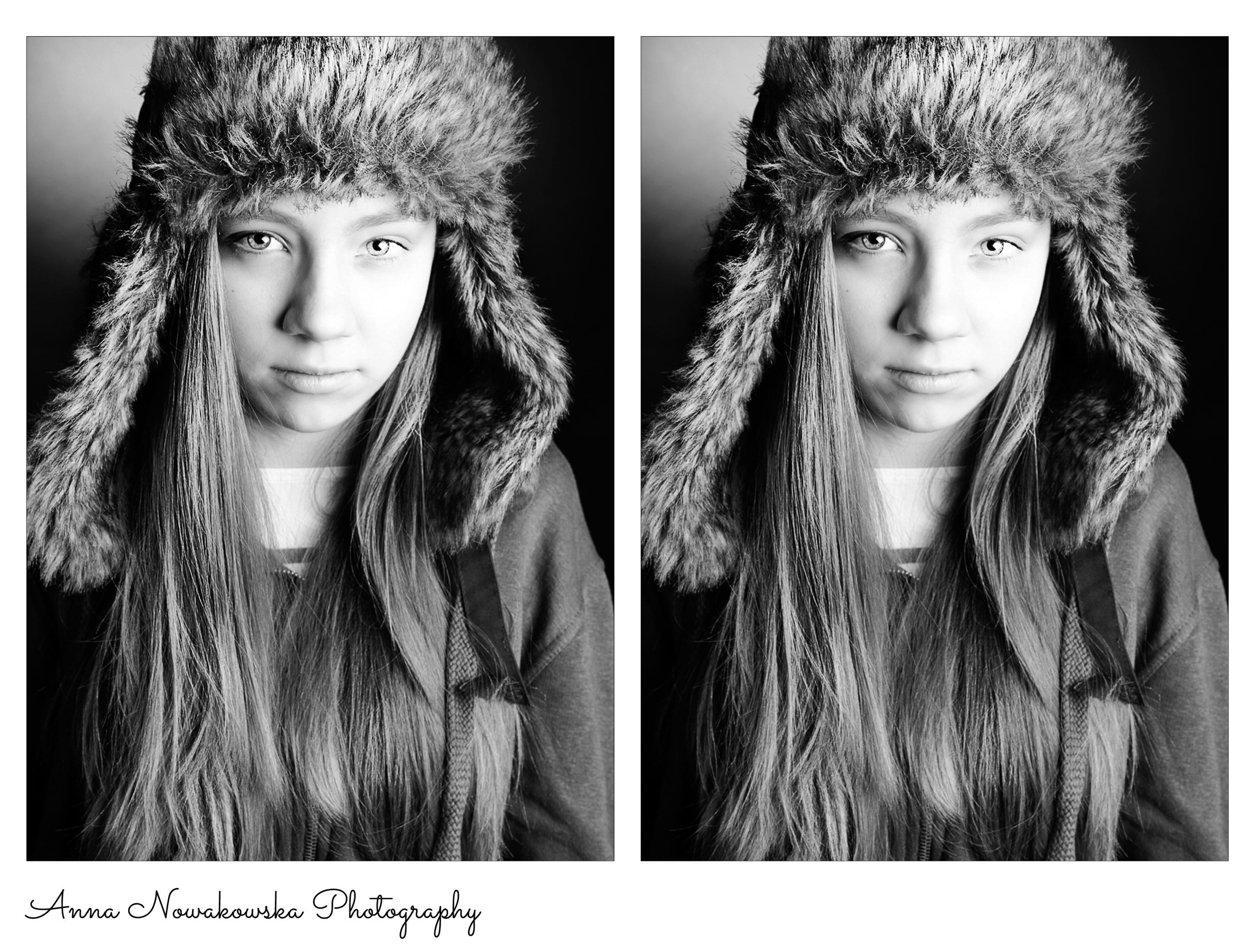 portrait photography by anna nowakowska dublin
